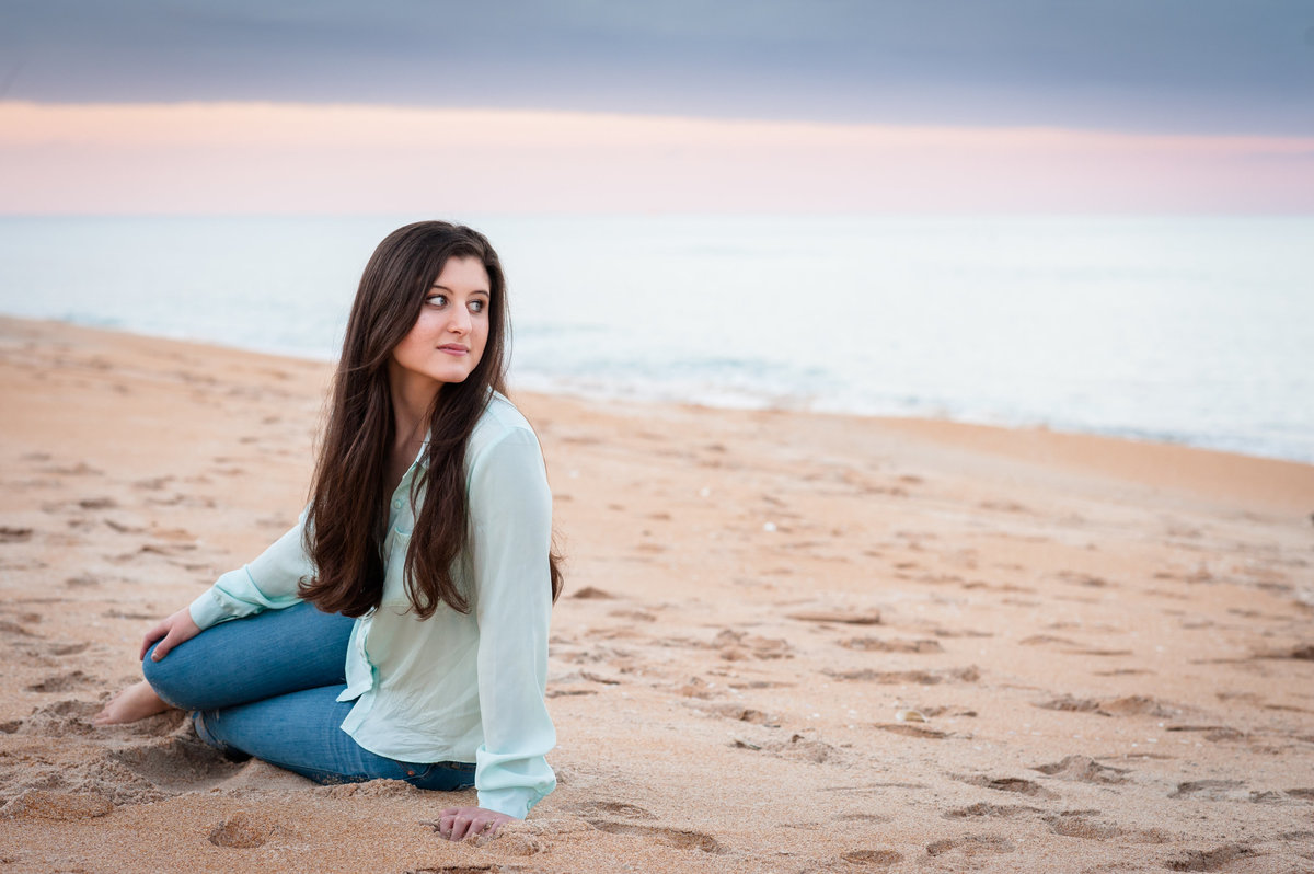 Daytona Beach senior portrait (6)