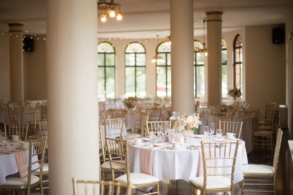 Mint and Blush Nazareth Hall Fall Wedding with First Look by Toledo and Detroit Based Wedding Photographers Kent & Stephanie Photography_0906