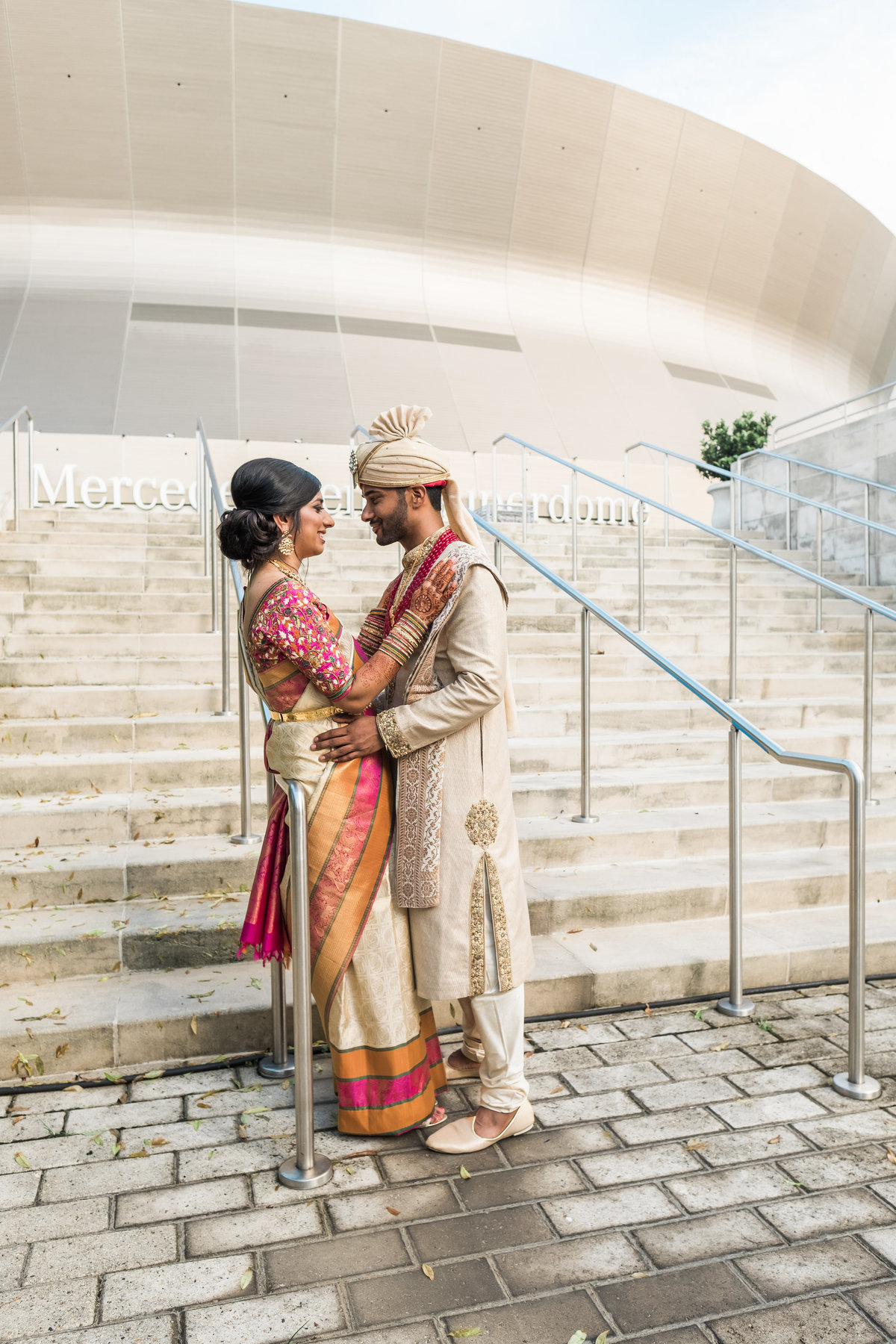 New Orleans Indian Wedding