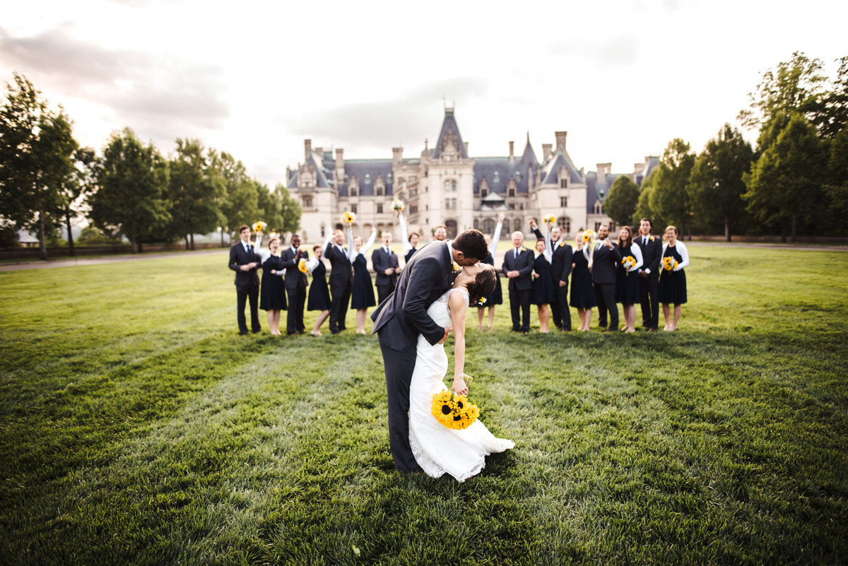 Biltmore Estate Wedding Asheville Nc - 186