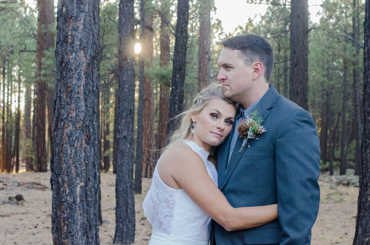 Lindsi Rian Photography Flagstaff Arizona Lava Tube Elopement Wedding Styled Shoot-86