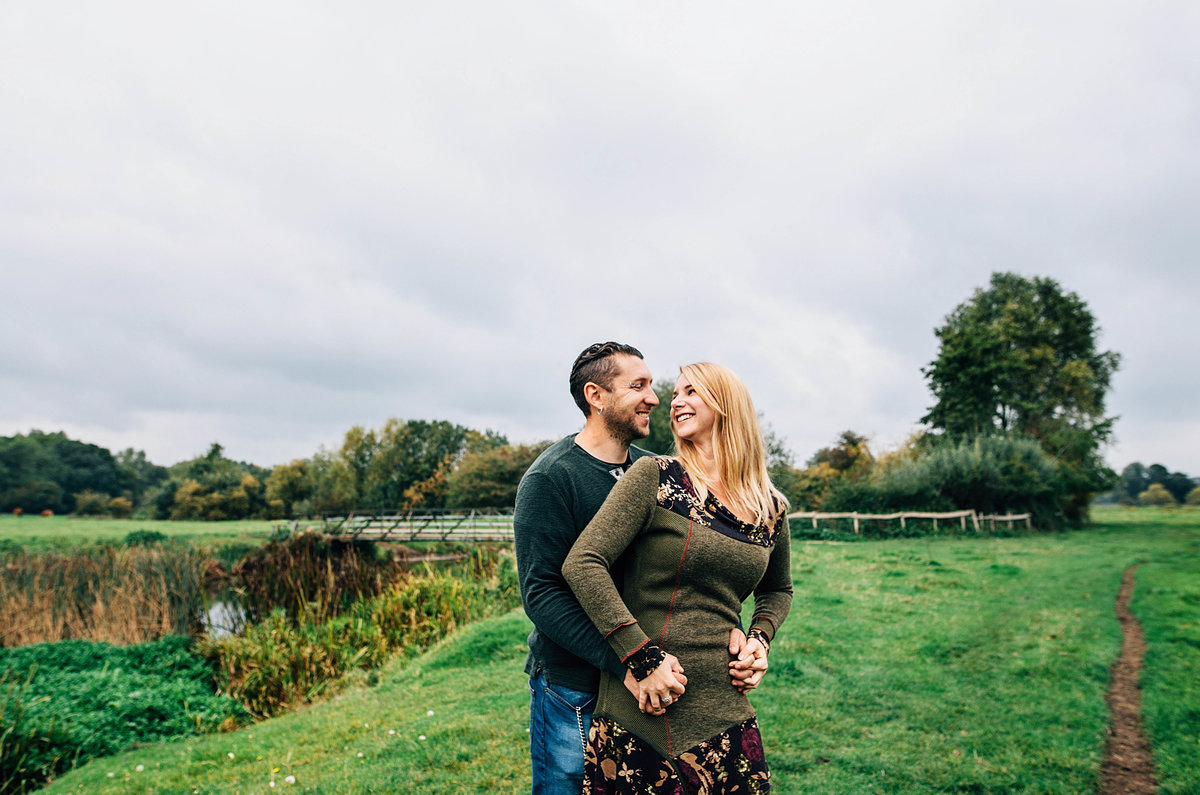 George & Rob Engagement Shoot- October 2015-41