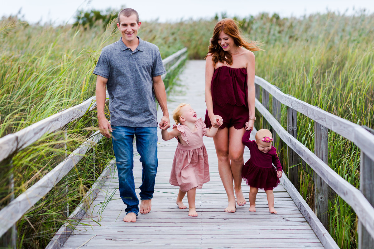 outdoor lifestyle family photography by brooke tucker with ashley brickner