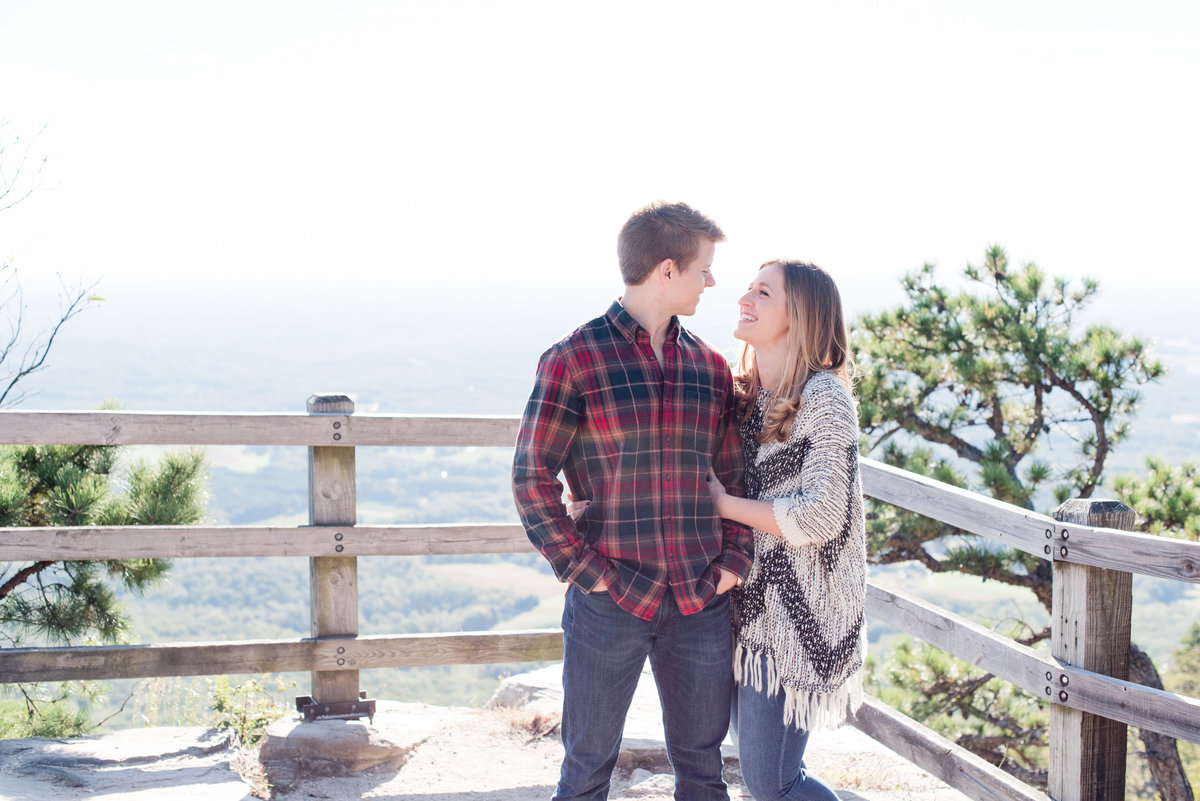 Pilot_Mountain_NC_Engagement_Session0013
