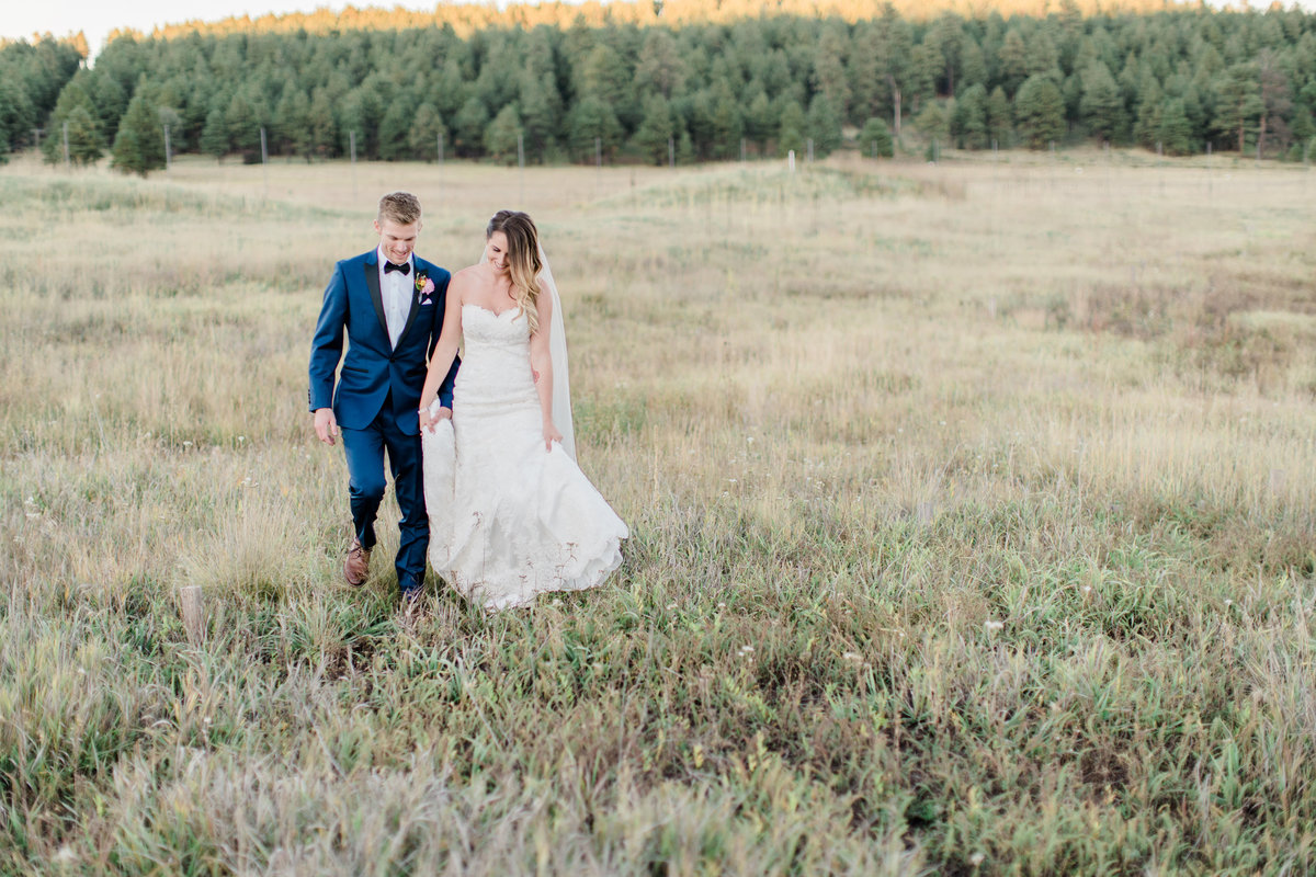 Flagstaff Arboretum Wedding Photos