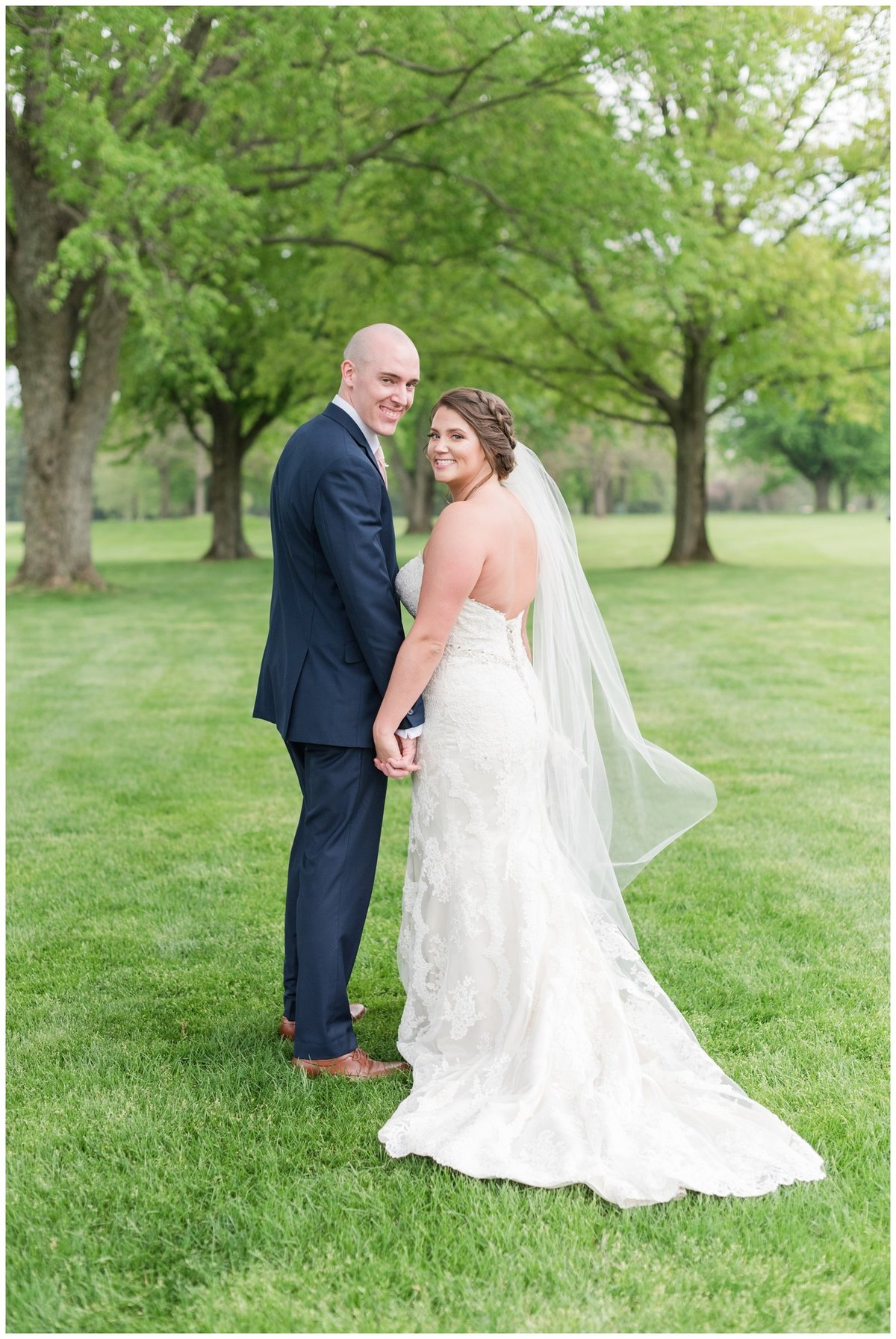 columbus ohio wedding photos brookside golf and country club outdoor wedding_0051