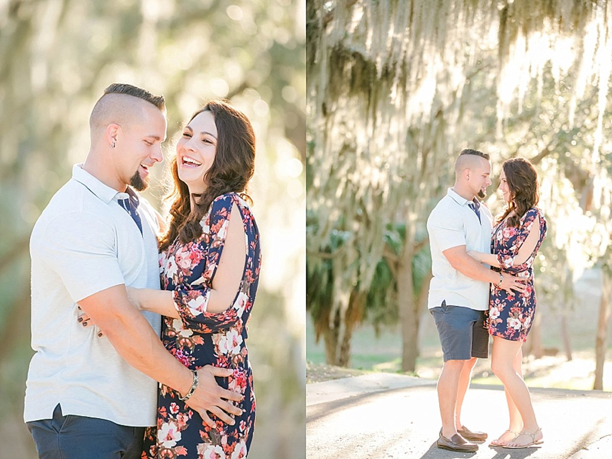 clearwater engagement photography
