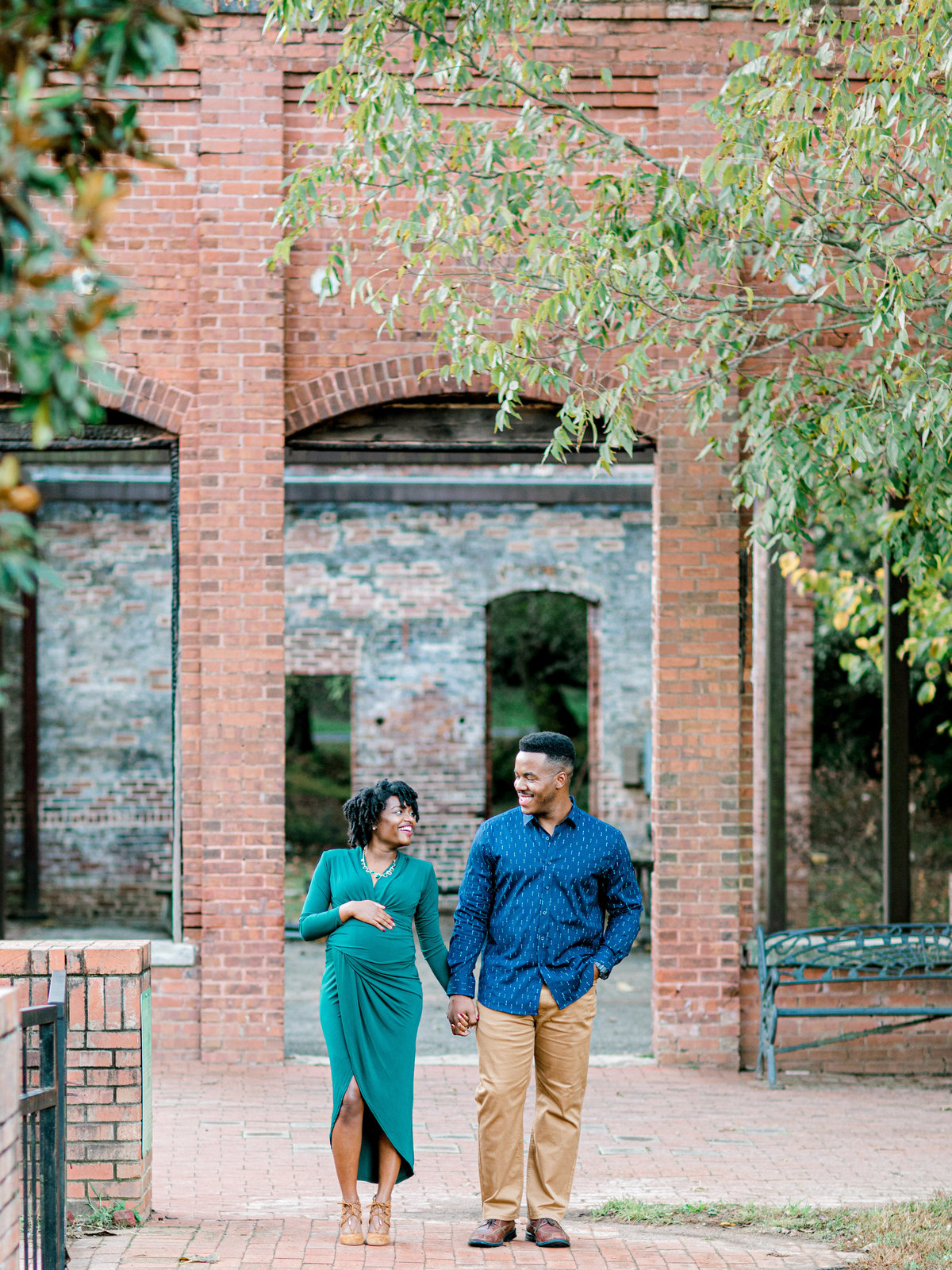 Johnson Maternity Session Whittier Mill Park_updated highlights-2
