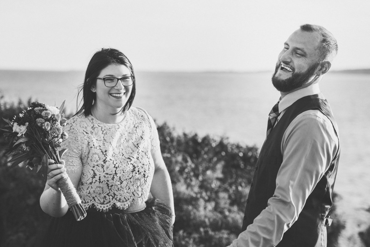 beavertail state park elopement