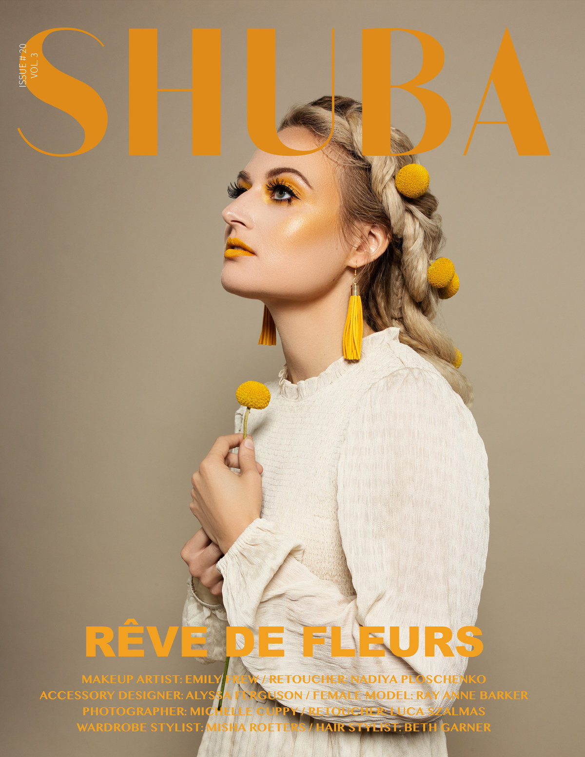 SHUBA MAGAZINE #20 VOL. 3