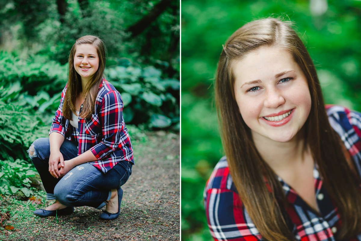 Outdoor Senior Photos