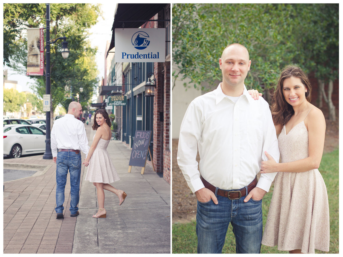 LPT Designs Photography Lydia Thrift Gadsden Alabama Wedding Photographer Lea Phillip Engagement 7