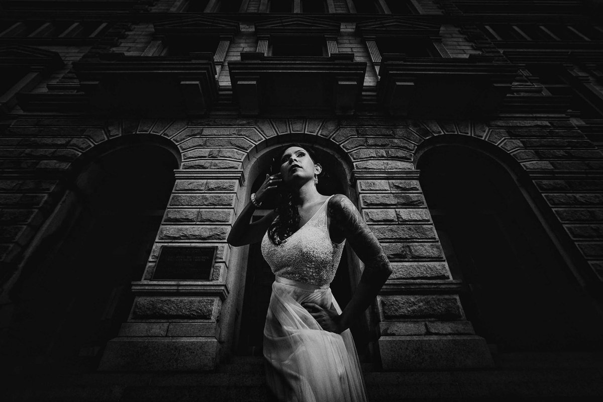 Architectural-Bridal-Portrait-Downtown-Charleston-Photographers-in-Charleston-SC-by-King-and-Fields-Studios-Charleston-SC