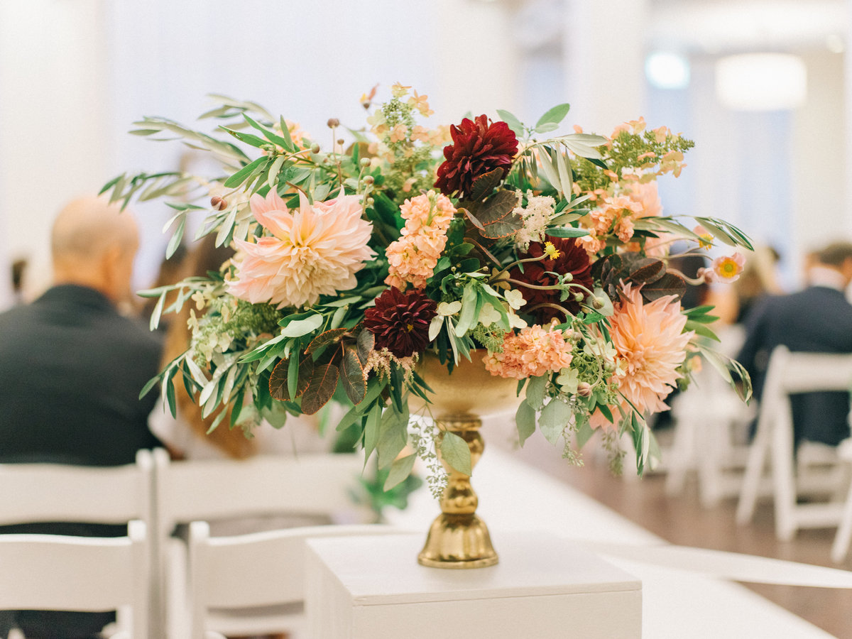 Life in Bloom Best Chicago Wedding Florist and Event Designers 19 East15