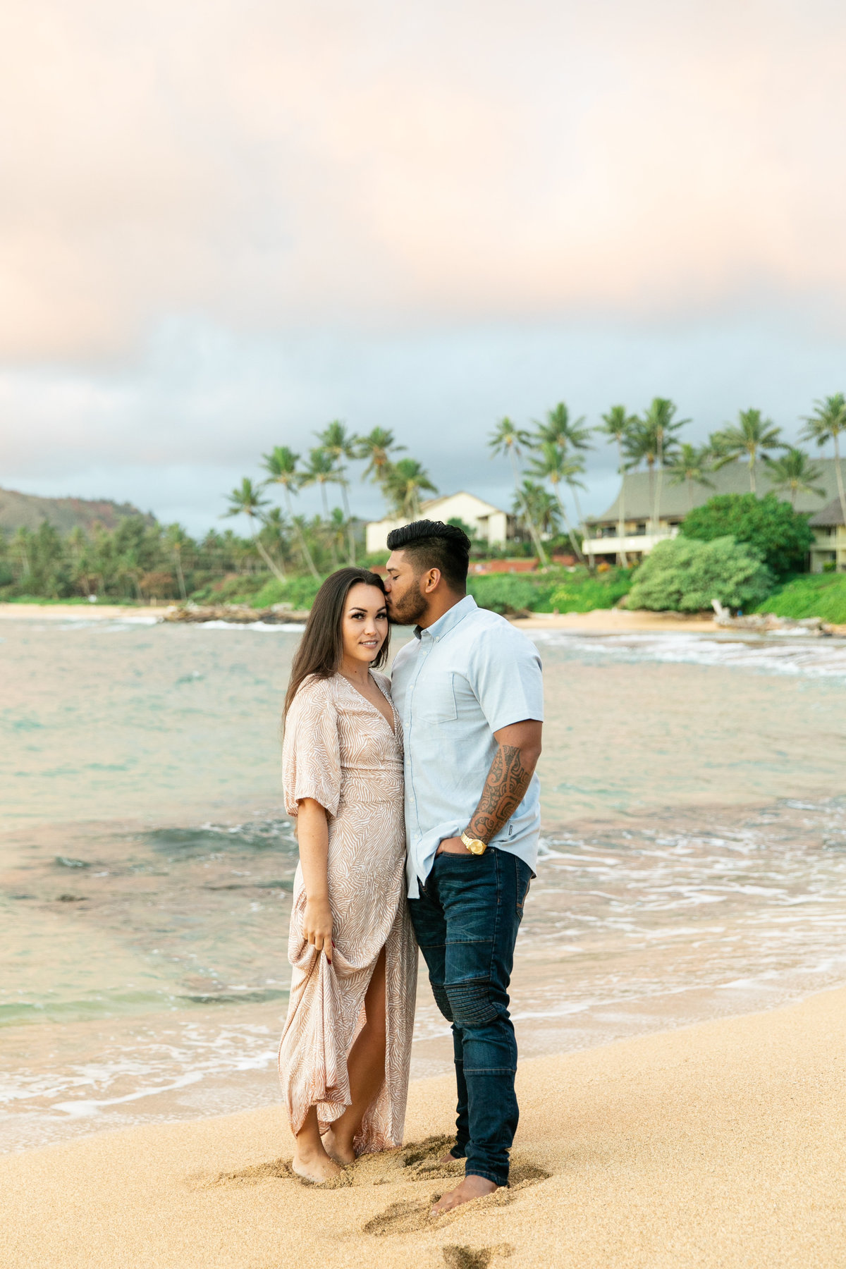 Karlie Colleen Photography - Kauai Hawaii Wedding Photography - Sydney & BJ -7