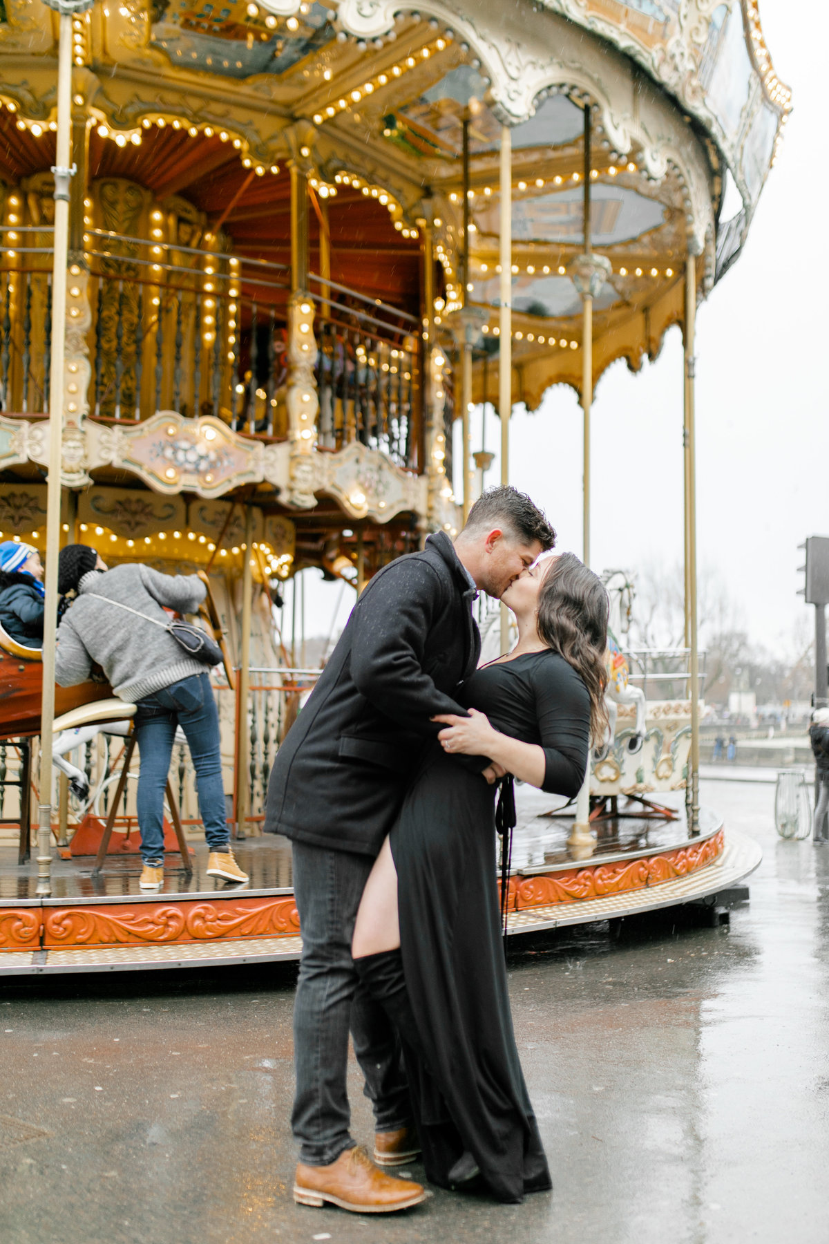Karlie Colleen Photography - Paris Engagement Shoot-48