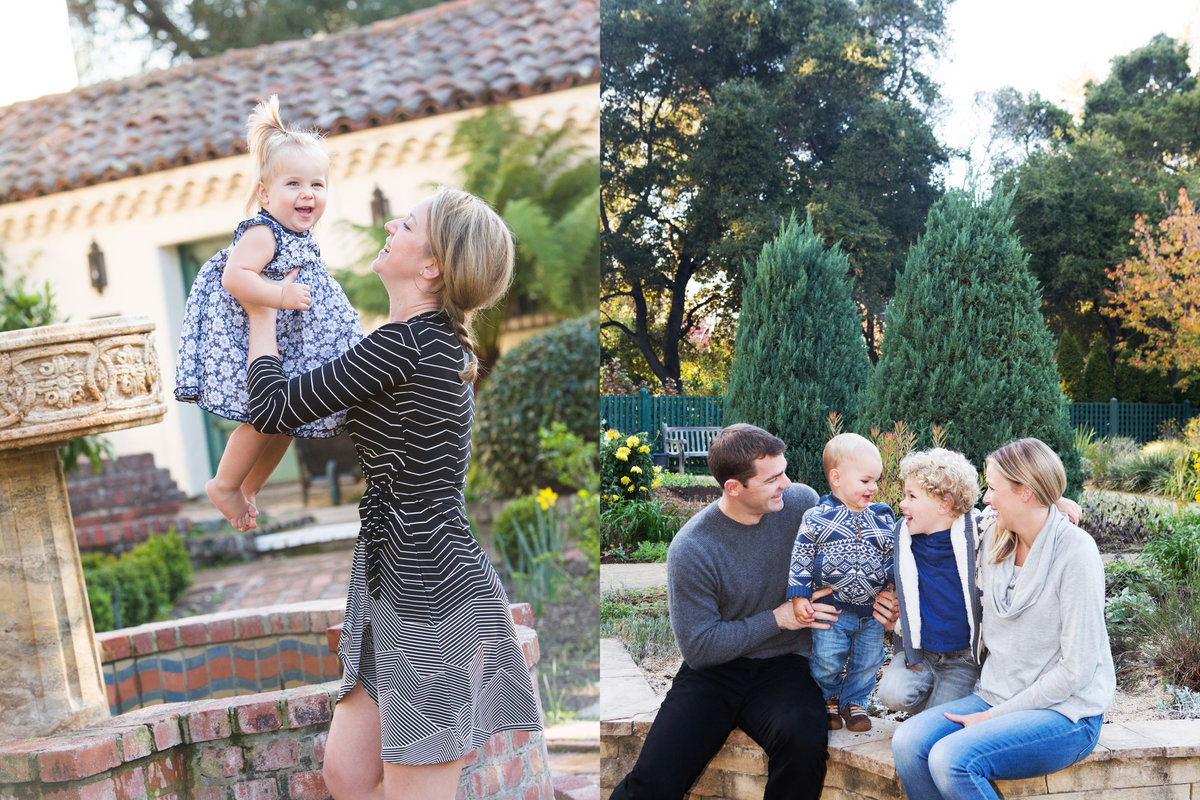 Menlo Park Family Photographer, Allied Arts,  Gamble Gardens, Bay Area Family Photographer, Bay Area Kid Photographer, Jennifer Baciocco Photography