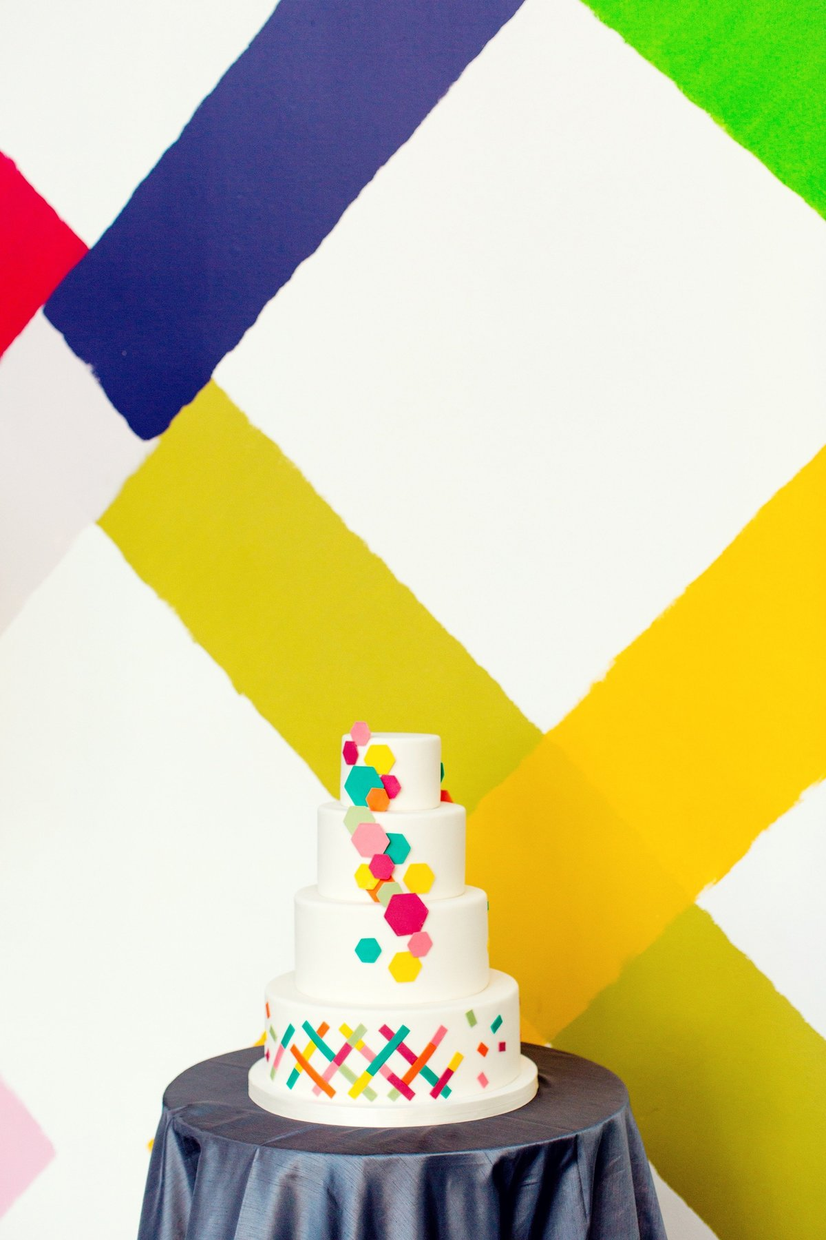 museum of contemporary art_amy beck cake design_ life in BLoom_ martha stewart wedding