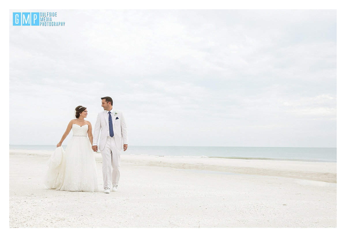 marco island sunset beach weddings