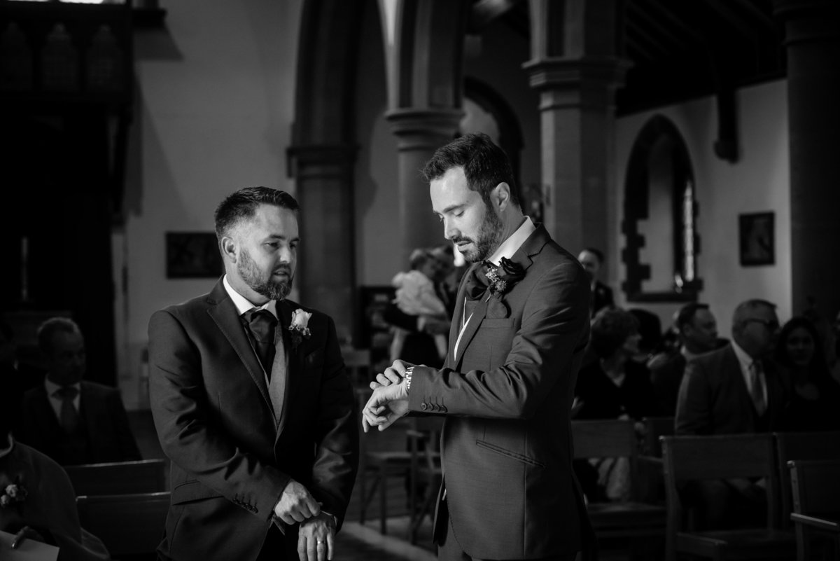 Abingdon Church Wedding