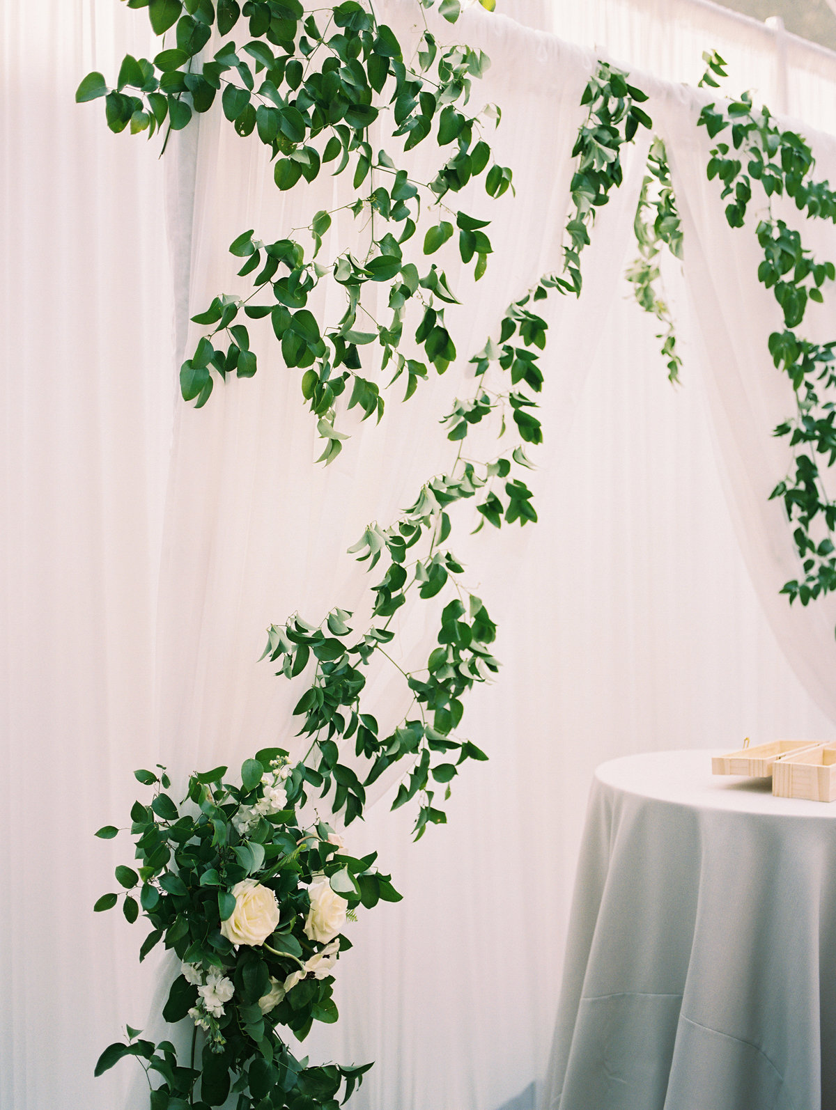 Chicago Illuminating Company Wedding with Greenery_5