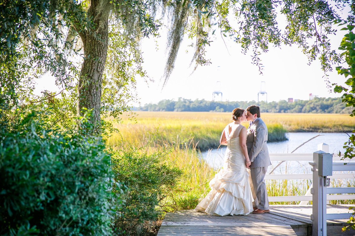 Creek Club Charleston Wedding Photographer
