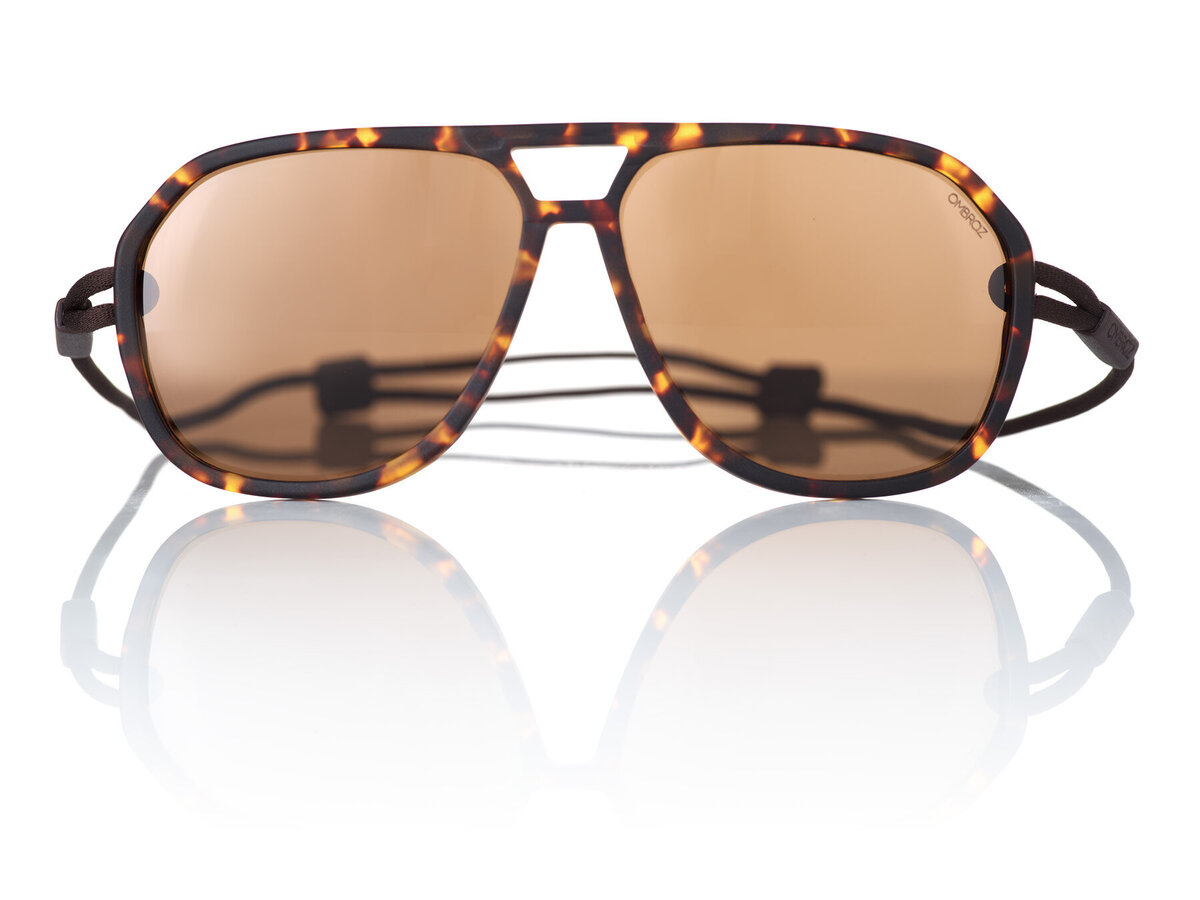 OMBRAZ TORTOISE BROWN CLASSIC