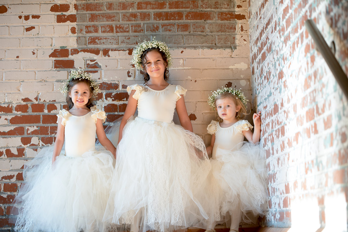 Tulle Tutu Flower Girl