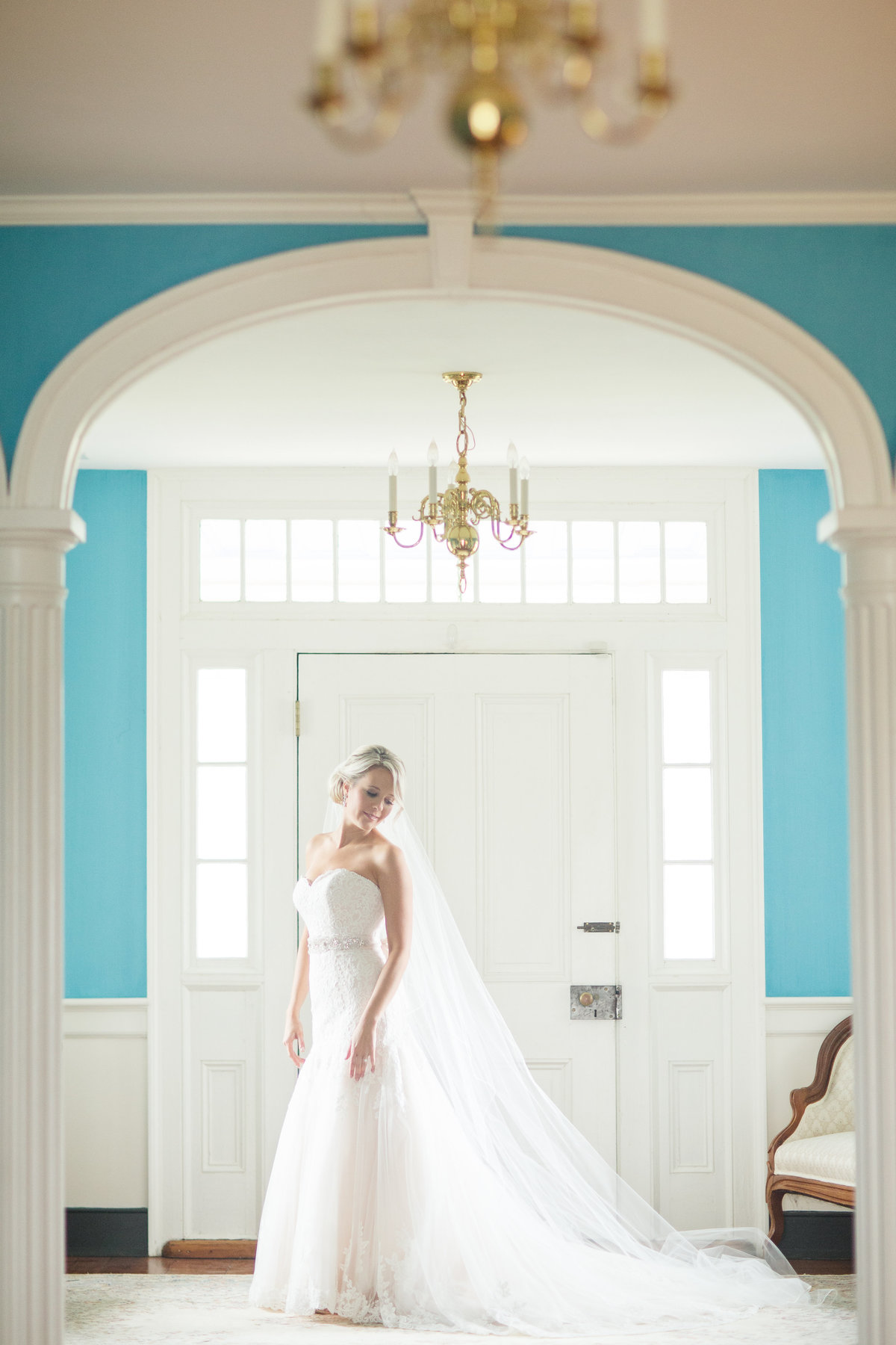 Virginia Bridal Portraits