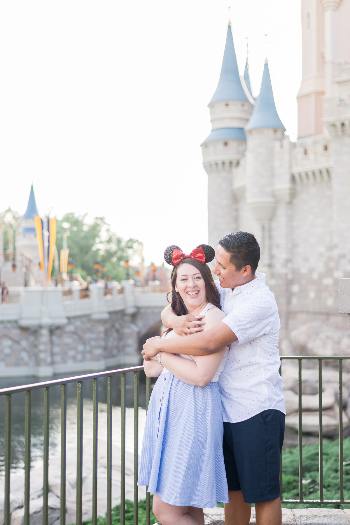 Magic Kingdom Couples Session, Magic Kingdom Couples Photos