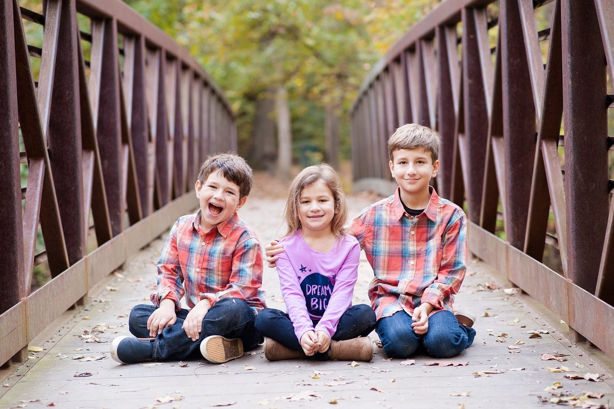 richmond children's portrait photography