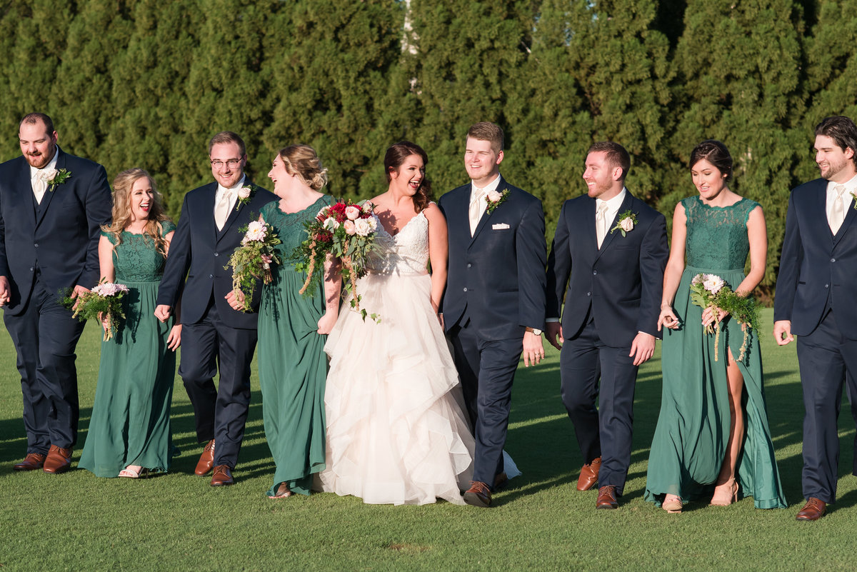 A Sedgefield Country Club Wedding, Michelle and Sara Photography, Greensboro NC5