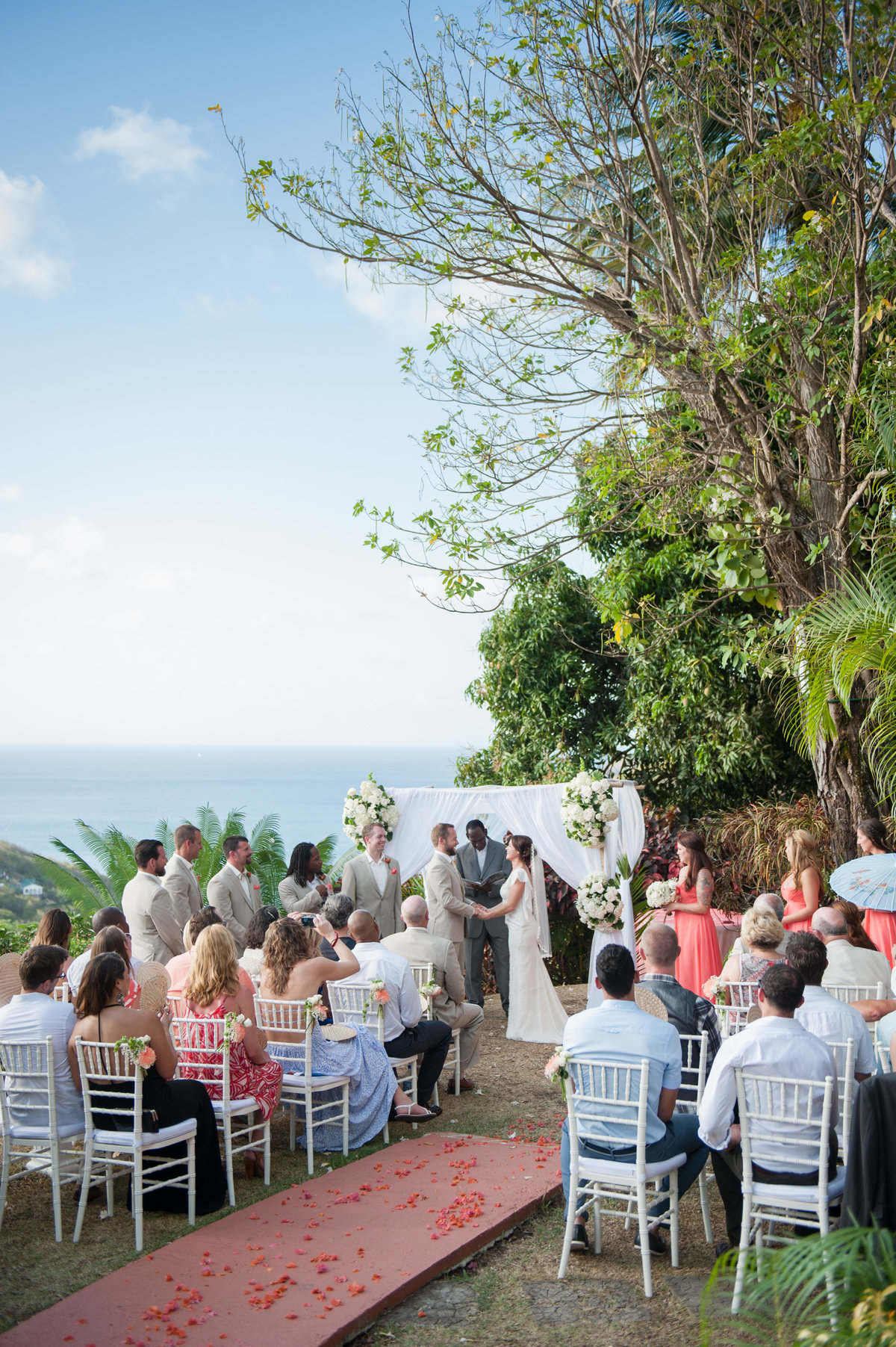 Destination Wedding Photography St. Lucia Windjammer Landing Wedding Photography120