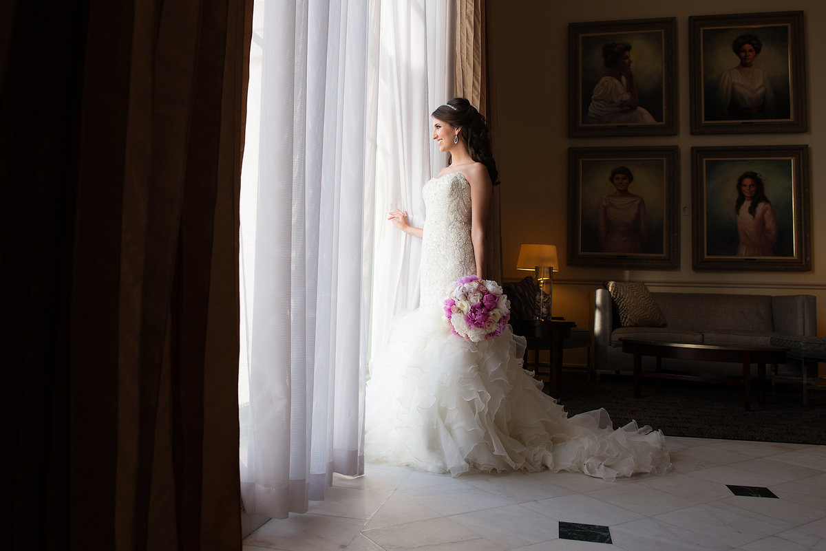 Westin Colonnade Wedding