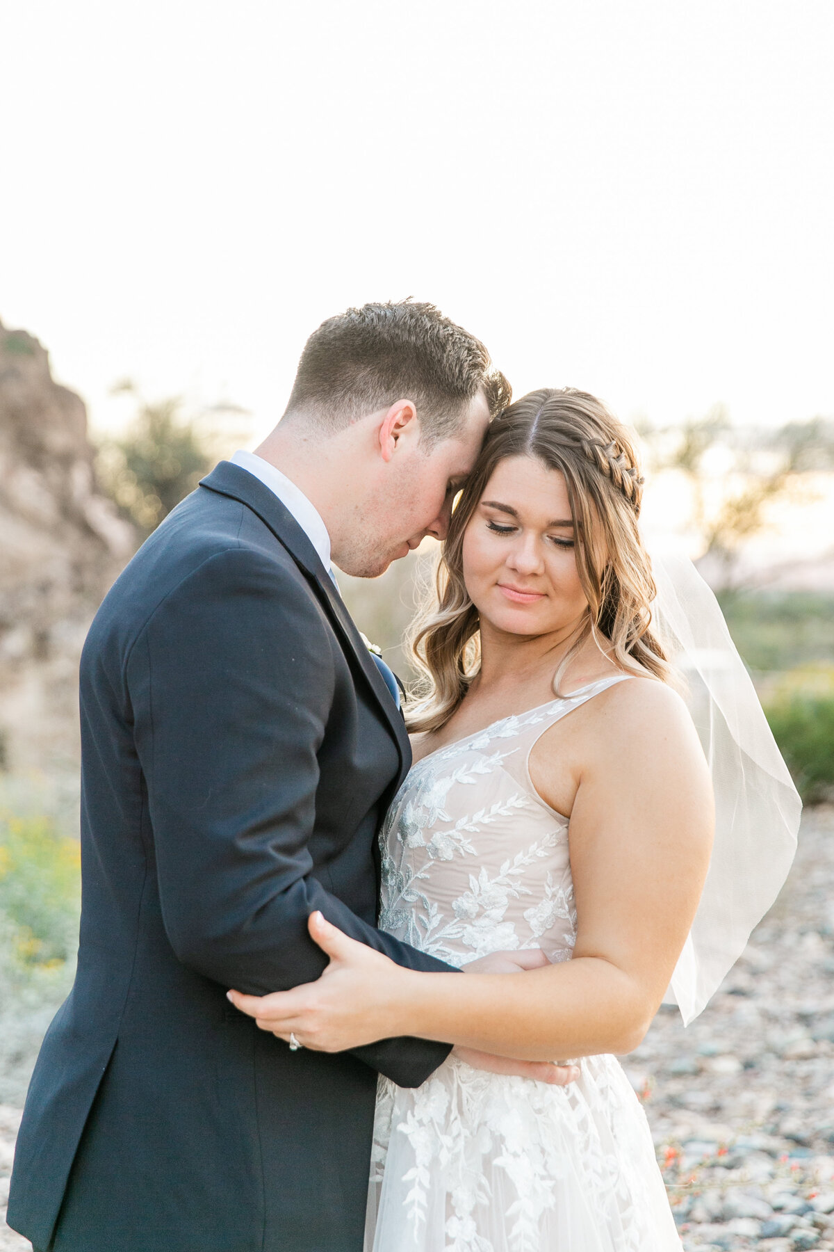 Karlie Colleen Photography - Arizona Backyard wedding - Brittney & Josh-234