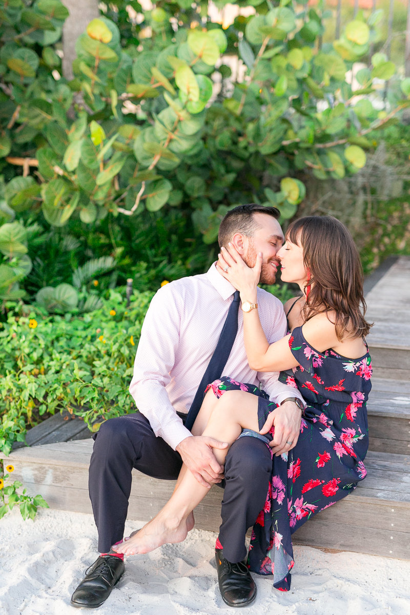 Veronica and Kyle | Rollins College Winter Park engagement session   63