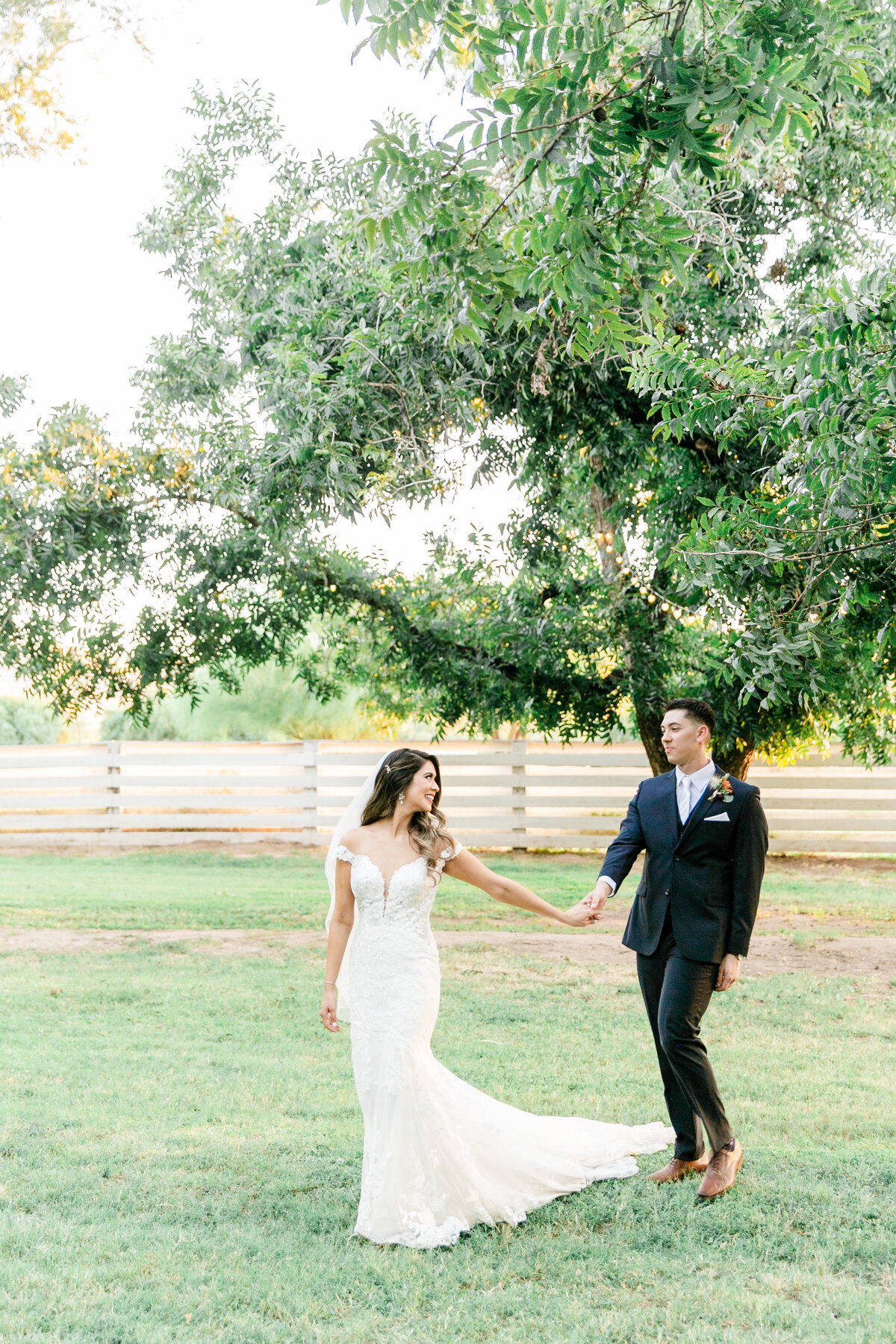 Karlie Colleen Photography - Phoenix Arizona - Farm At South Mountain Venue - Vanessa & Robert-605