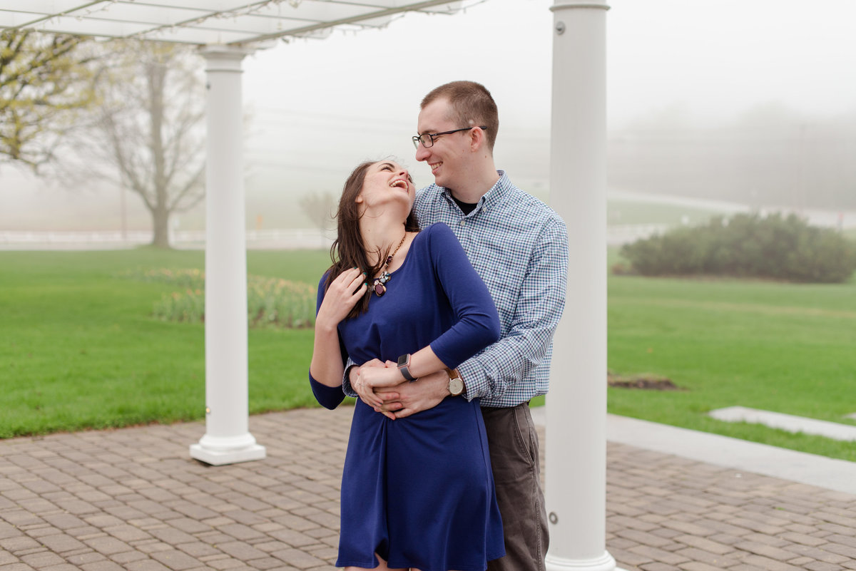 pinland farms engagement session