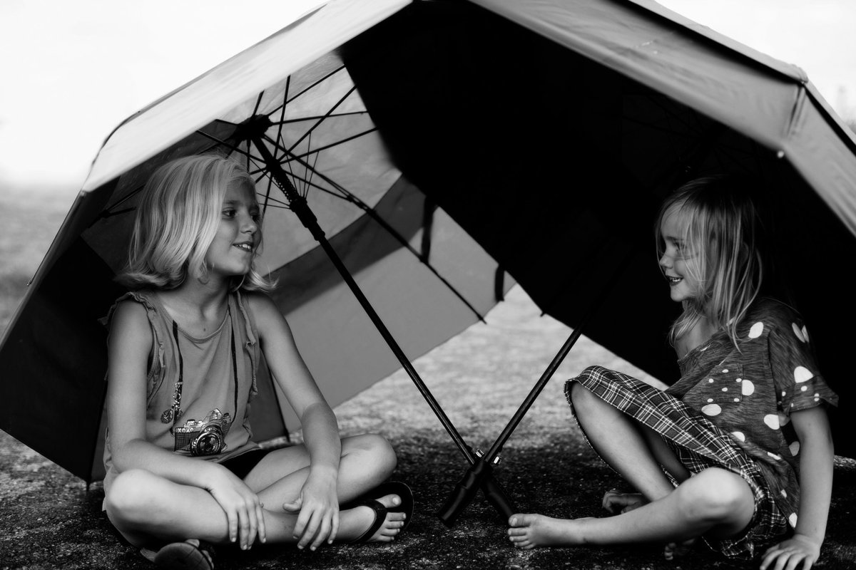 summer kellogg photography;fine art; fine art photography;black and white;umbrellas