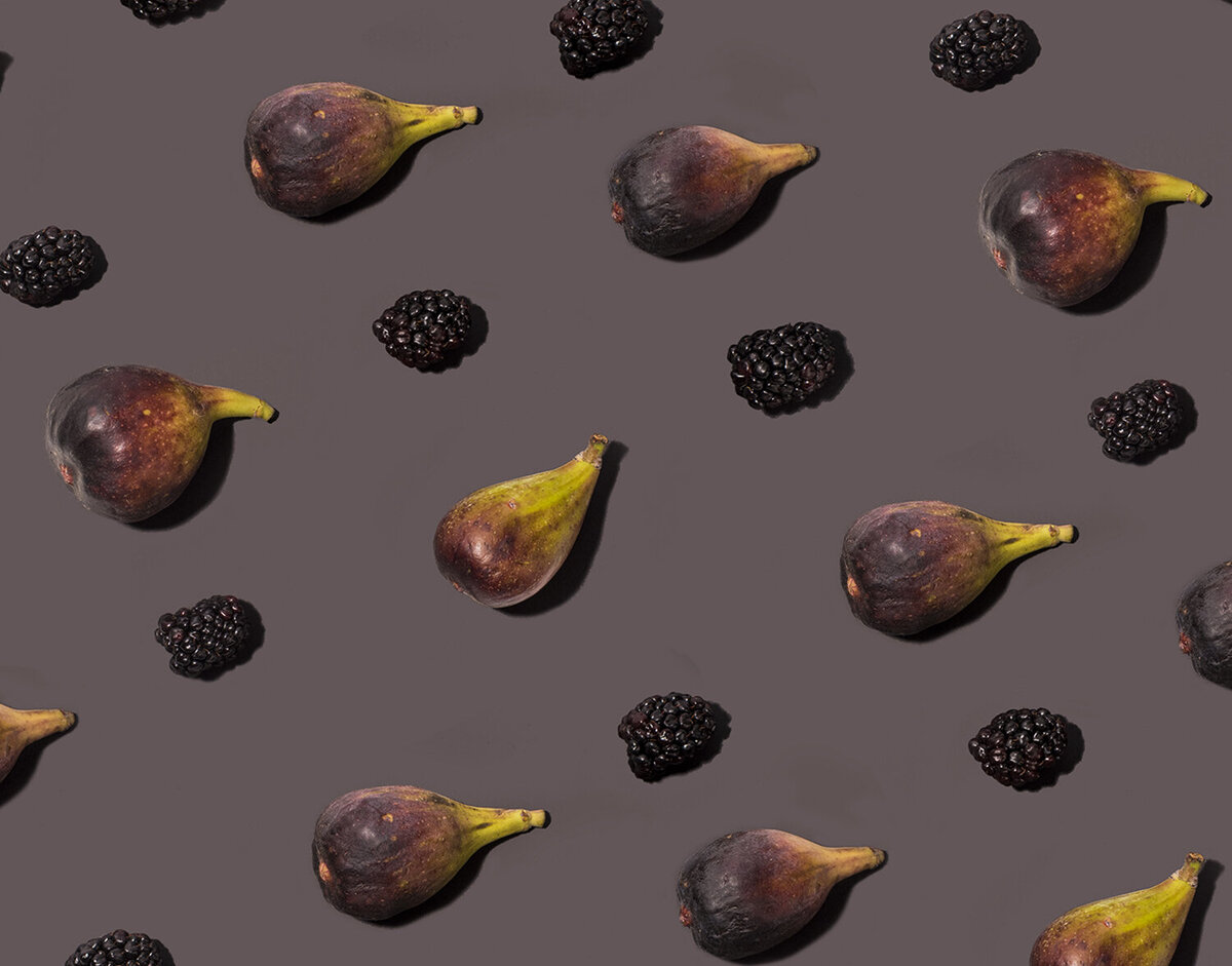 los angeles food photographer produce photography figs and berries