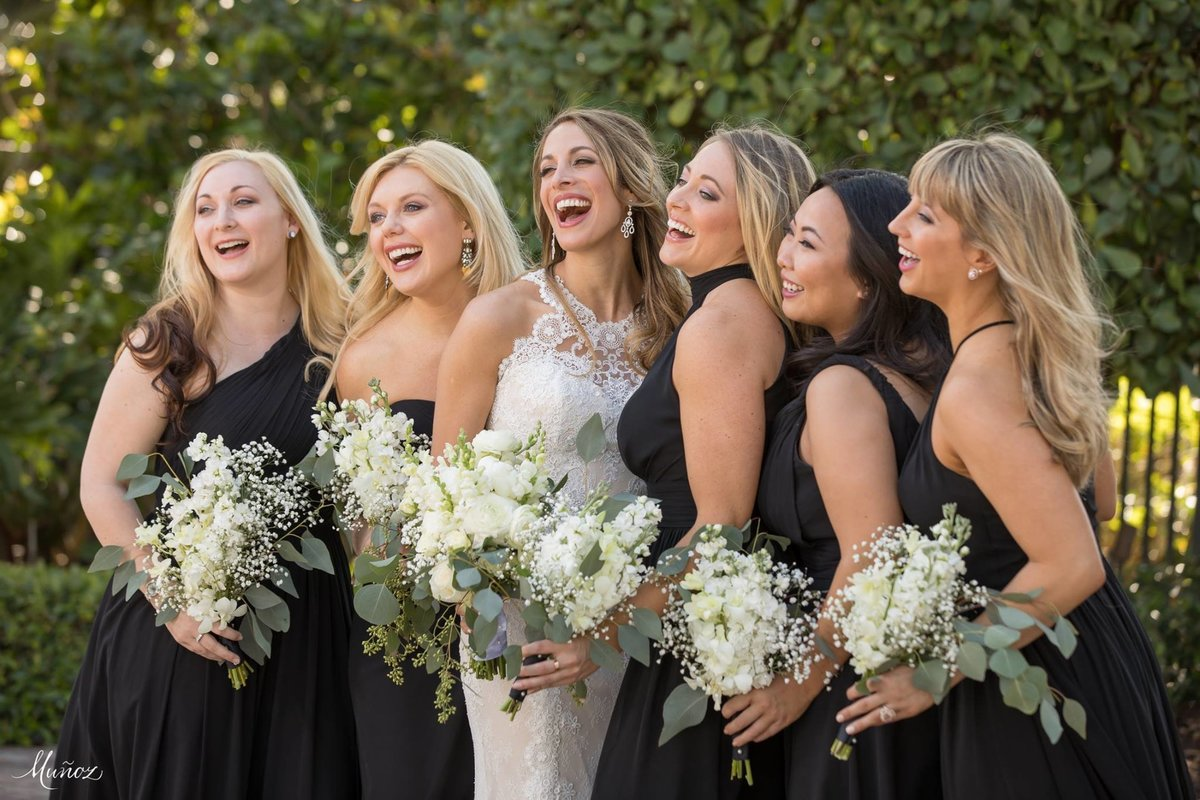 bridesmaids florida
