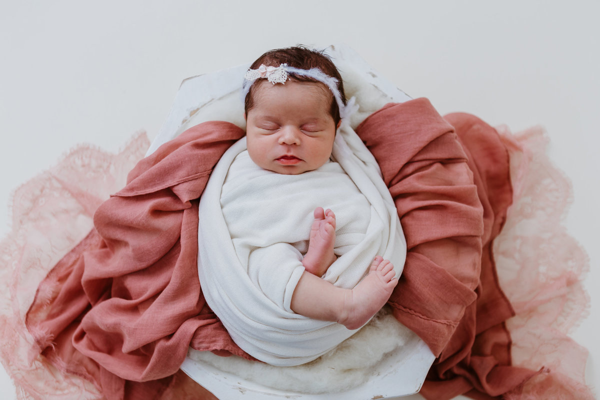 Silverdale Newborn Photography 4