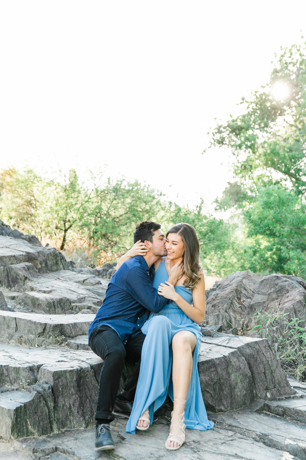 Karlie Colleen Photography - Arizona Desert Engagement - Brynne & Josh -32
