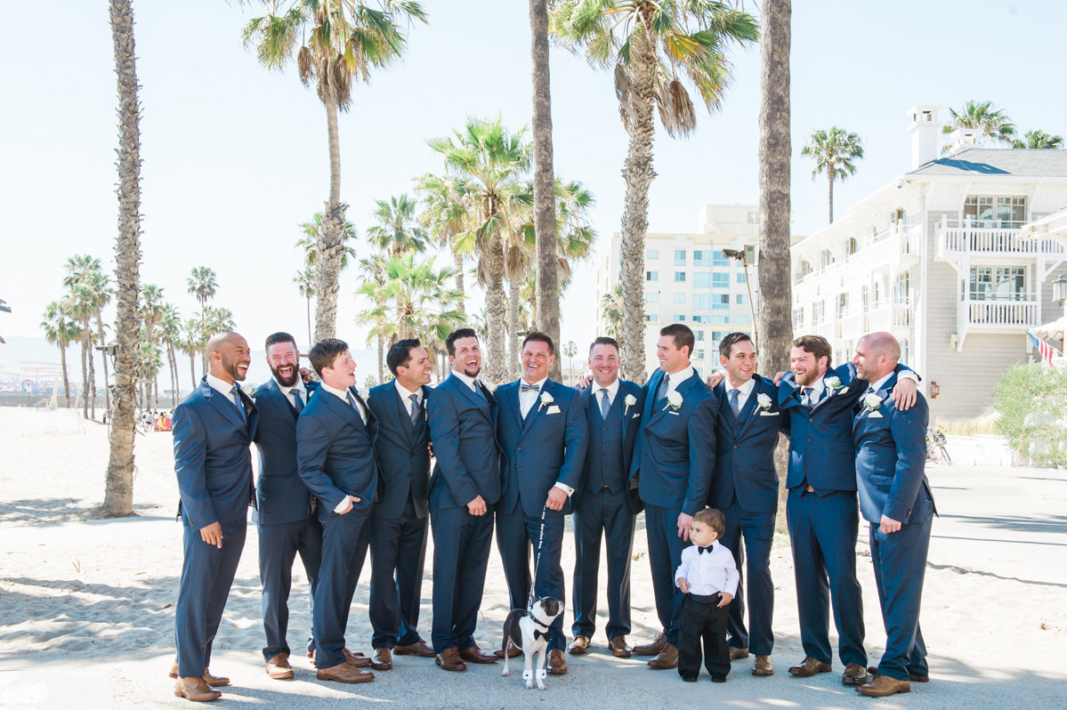Sneak Joel Janelle Casa Del Mar Wedding  _ Hello Blue Photo-19
