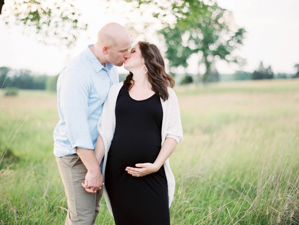 Rebekah Emily Photography Northern Virginia Photographer Film Maternity Session_0012