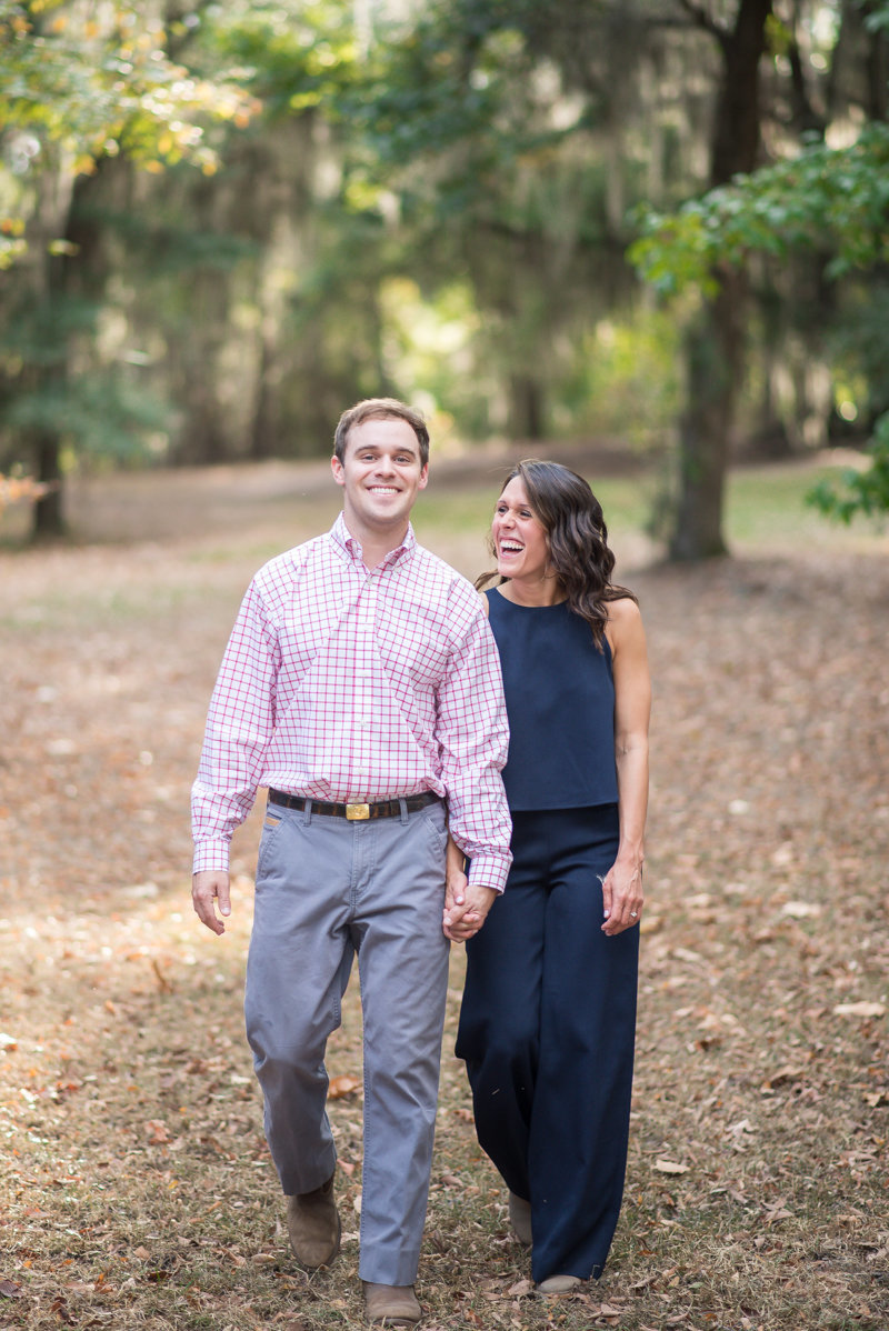 Sunset Engagement Session by Georgia Wedding Photographer Eliza Morrill-11