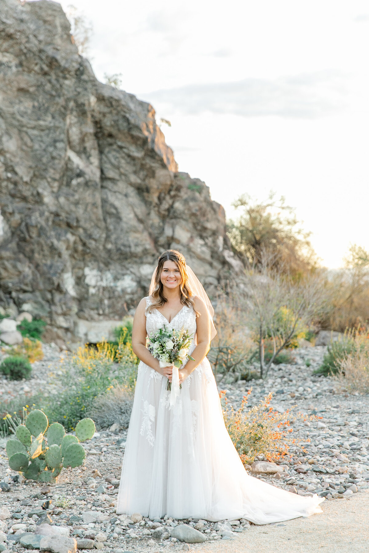 Karlie Colleen Photography - Arizona Backyard wedding - Brittney & Josh-225