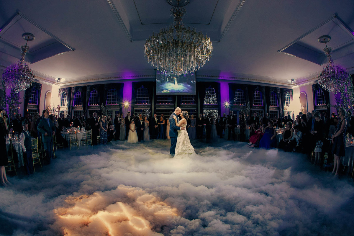 NJ Wedding Photographer Michael Romeo Creations Fav - 20160430 - MRC Signature - Florentine Dance On Clouds