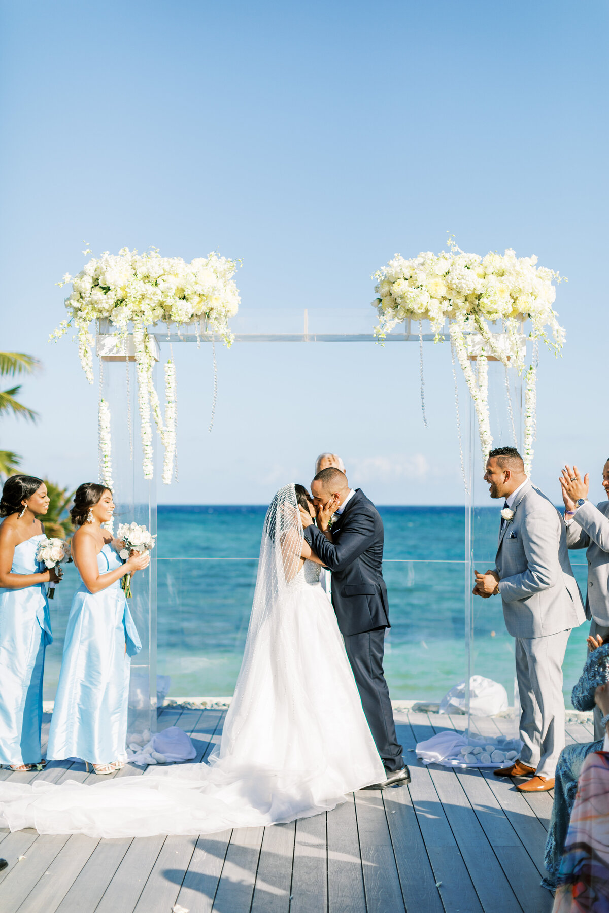Tiffaney Childs Photography-Florida Wedding Photographer-Stephanie + Juan-Dreams Tulum Wedding-9