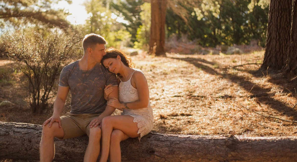 jardine park queenstown engagment